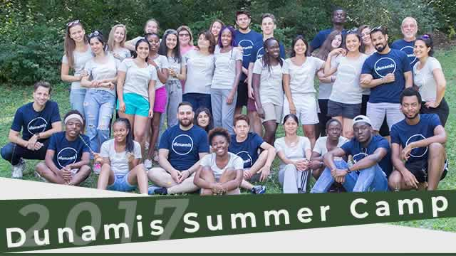 August 2017 - Dunamis Summer Camp