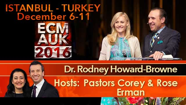Eurasian Camp Meeting 2016