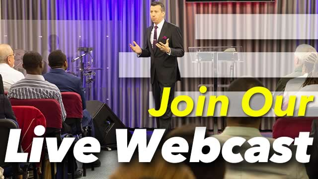Live Service Sundays at 11am EET