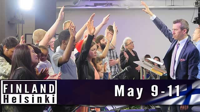 May 2016 - Finland Revival Meetings