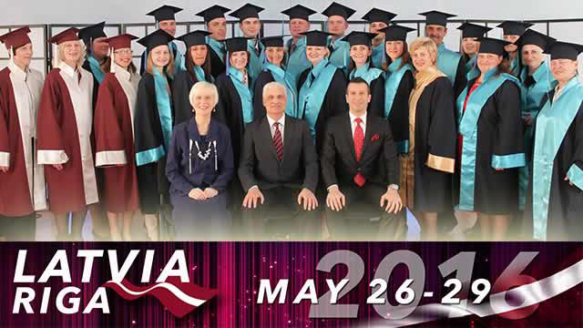 May 2016 - Latvia RBI Graduation