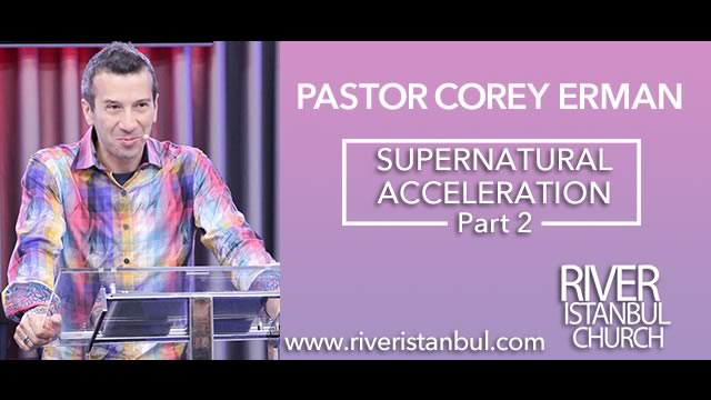 Supernatural Acceleration Part 2